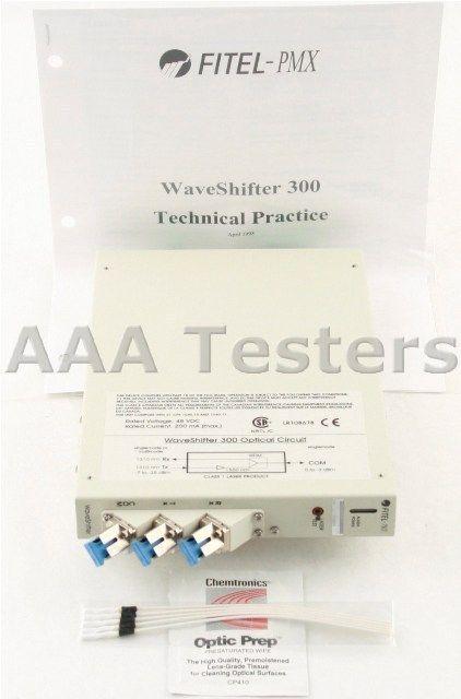 On Sale! FiTeL WaveShifter 300 WDM DWDM Network Analyzer