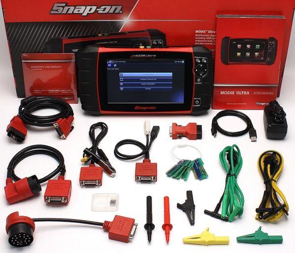 Snap-On Modis Ultra EEMS328 Automotive Scan Tool