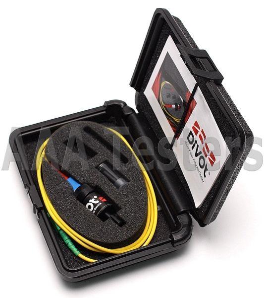 TM Bare Fiber Adapter SC//APC SM Divot
