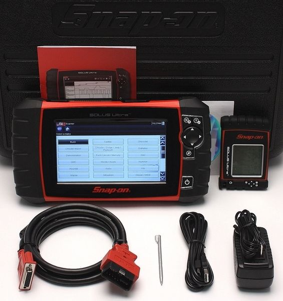 On Sale! Snap-On Solus Ultra Automotive Diagnostic Scan Tool