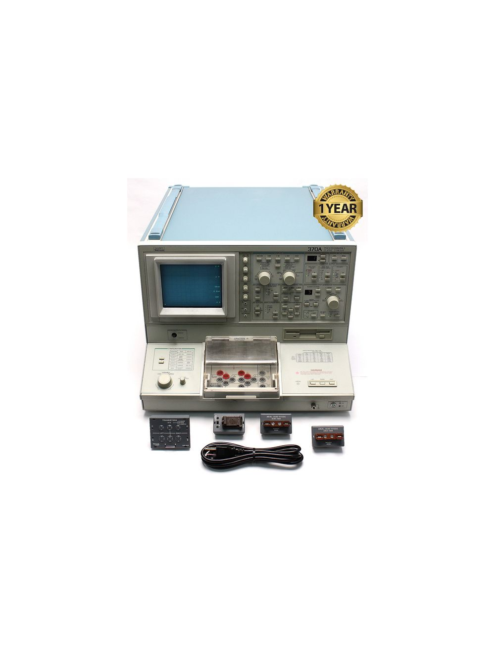 Tektronix 370A Programmable Curve Tracer